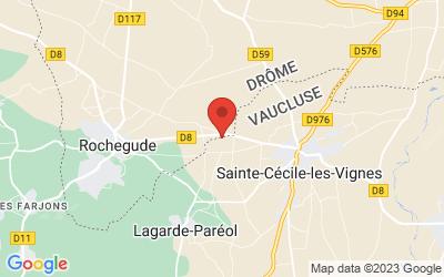 1711, Route De BollÈne, 84290 Sainte Cecile Les Vignes