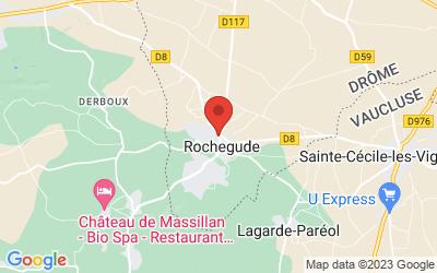 237, Avenue Des CÔtes Du RhÔne, 26790 Rochegude