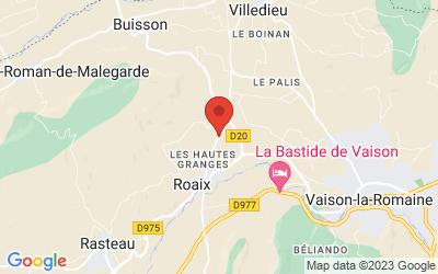 2885, Route De Villedieu, 84110 Vaison La Romaine