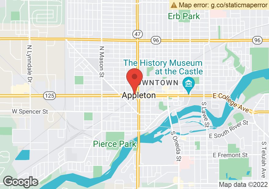 Google Map of 700 W COLLEGE AVE