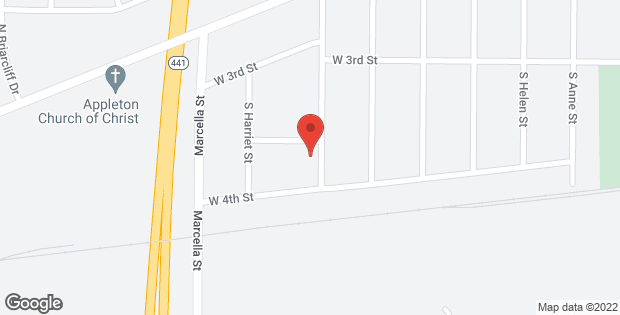 404 S ROGER Street Kimberly WI 54136-1747