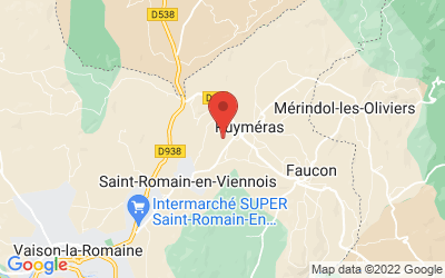 Chemin de Piodon, 84110 Puyméras, France