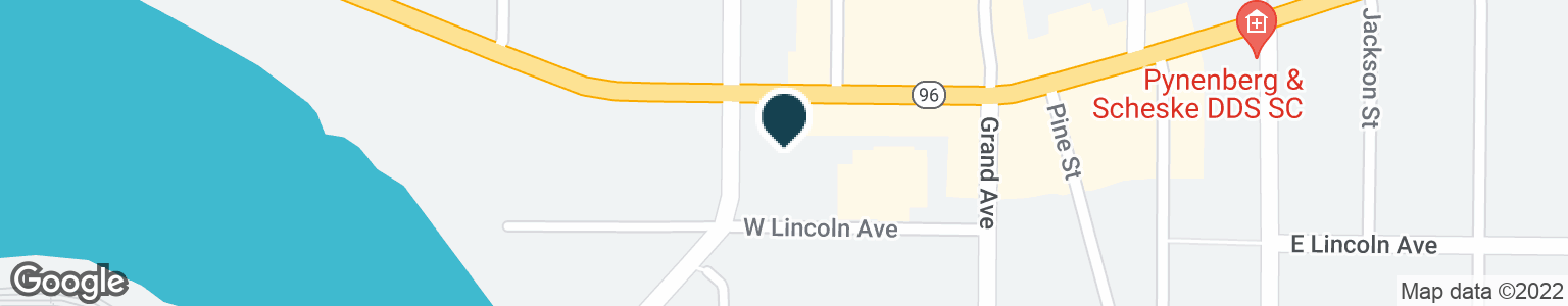 Google Map of219 W MAIN ST