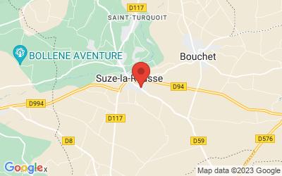 2837 Route De St Cecile, 26790 Suze La Rousse