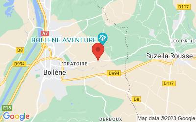 1791 Route de l'Embisque, 84500 Bollène, France