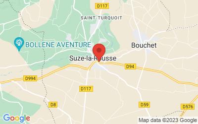 Avenue Des CÔtes Du RhÔne, 26790 Suze La Rousse