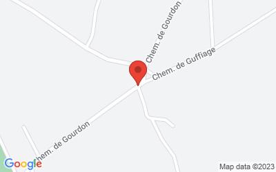 Chemin de Gourdon, 84500 Bollène, France