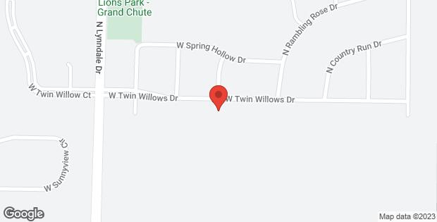 2329 W TWIN WILLOWS Drive Appleton WI 54914-6869