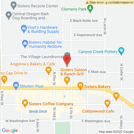 McClaskey Erin on Map (192 E Main Ave, Sisters, OR 97759) Map