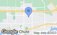Map of Little Chute, WI