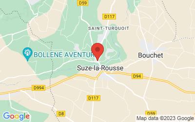 Route de Saint-Paul, 26790 Suze-la-Rousse, France