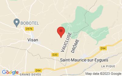 Quartier Le Rastelet - Domaine de Lucena 84820 VISAN