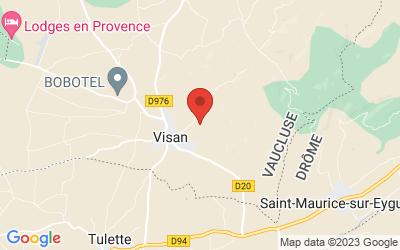 199, Chemin Des Bourdeaux, 84820 Visan