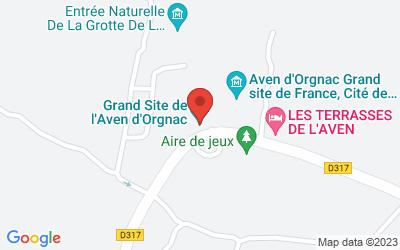 2240 route de l'aven, 07150 Orgnac-l'Aven