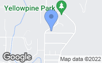 Map of Prineville, OR