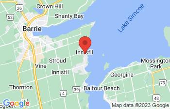 Map of Innisfil