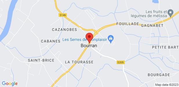 Local d'activités à louer - Nouvelle  Aquitaine - Bourran (47)