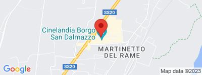 Cinelandia Borgo