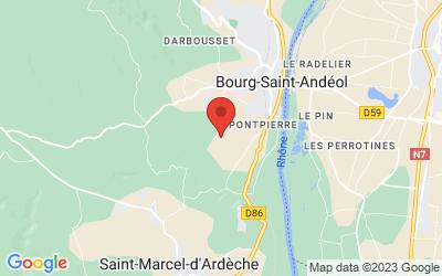 Quartier Saint Ferreol, 7700 Bourg Saint Andeol