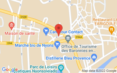 Place de la Libération, 26110 Nyons, France