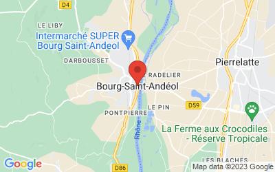 07700 Bourg-Saint-Andéol, France