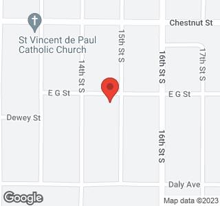 1420 E G Street