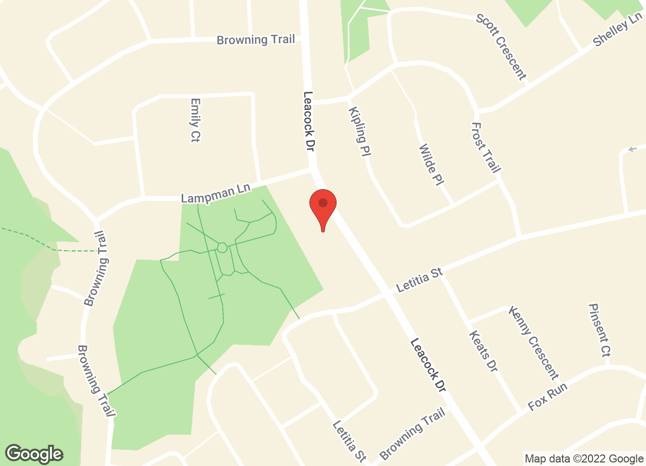 Google Map of O'Sullivan Animal Hospital