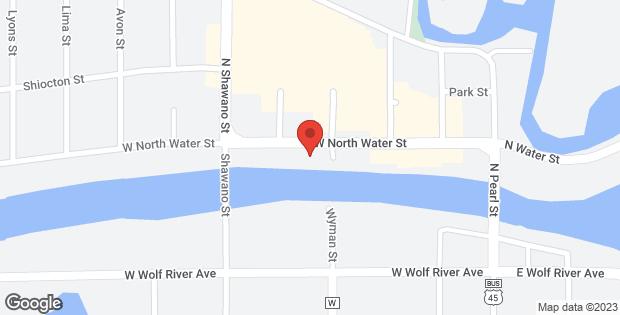 408 W NORTH WATER Street New London WI 54961-1214