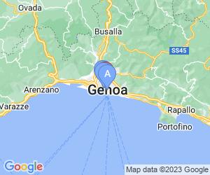 Karte für Albergo Caffaro