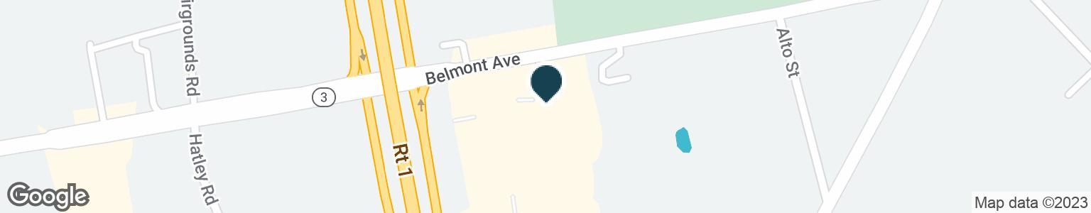 Google Map of268 MAIN ST
