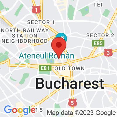 Map showing Vanfruct (Câmpineanu)