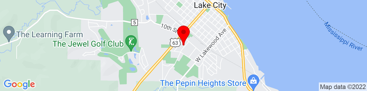 Google Map of 44.44027777777777, -92.27472222222222