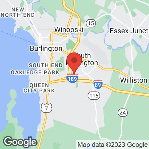 South Burlington Recreation on the map