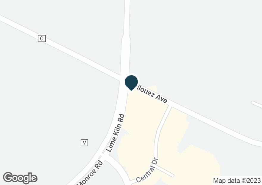 Google Map of1979 LIME KILN RD