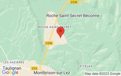505, Traverse Du Serre Des Vignes, 26770 La Roche Saint Secret Beconne