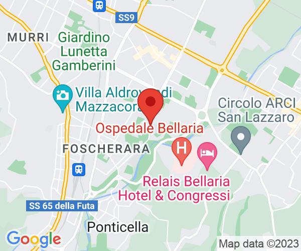 Via Luigi Longo 15 - 17, 40139 - Bologna (BO)