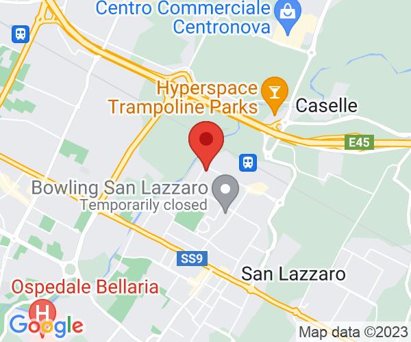 Via Ca' Ricchi 37-39-45-47, 40068 - San Lazzaro Di Savena (BO)