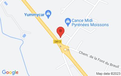 La Croix de Lugat, 47200 Saint-Pardoux-du-Breuil, France