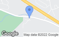 Map of Spearfish, SD