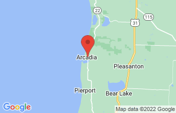 Map of Arcadia
