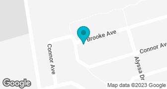 Google Map of Collingwood location