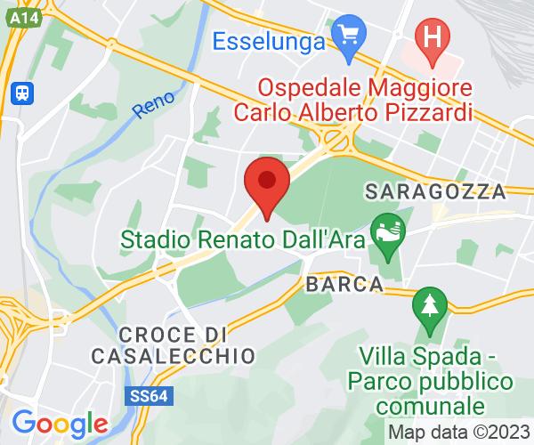 Via Lorenzo Sabatini N.9, 40133 - Bologna (BO)