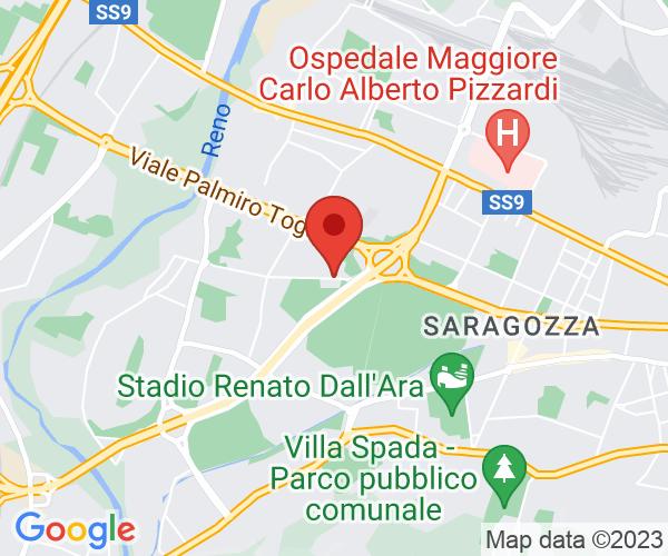 Via De Carolis N. 39-45, 40133 - Bologna (BO)
