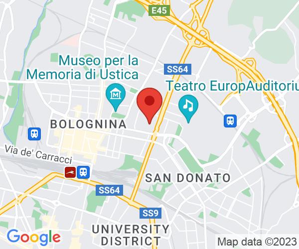 Via Dossetti N. 6-18, 40128 - Bologna (BO)