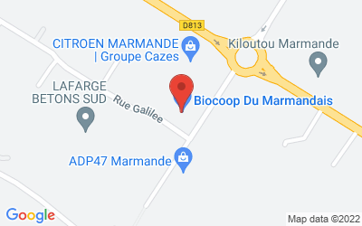 ZAC de la plaine, Route de bordeaux, 47200 Marmande, France