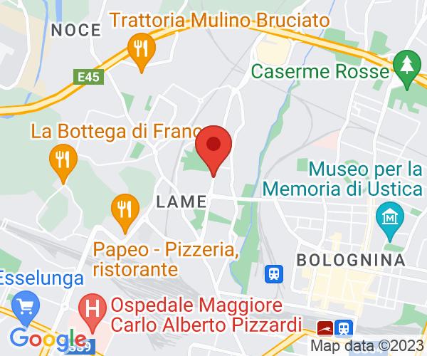 Via Marco Polo 36 - 38, 40131 - Bologna (BO)