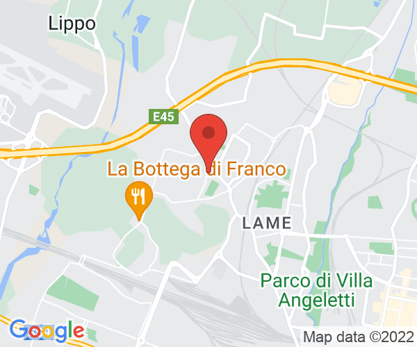Via Delle Borre 24/3-4, 40131 - Bologna (BO)