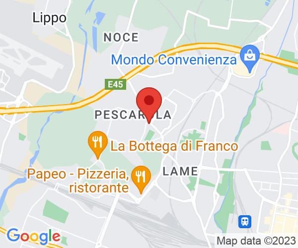 Via F. Zanardi 184, 40131 - Bologna (BO)