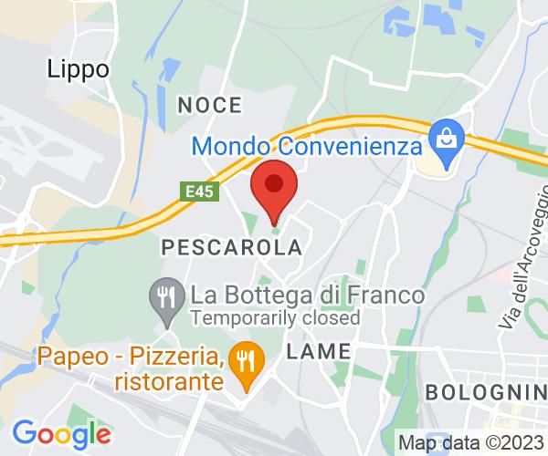 Via Molino Di Pescarola 26-44, 40131 - Bologna (BO)