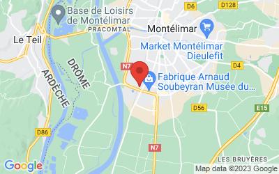 122 route de Châteauneuf, 26200 Montélimar
